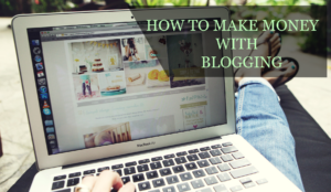 Financial freedom with blogging