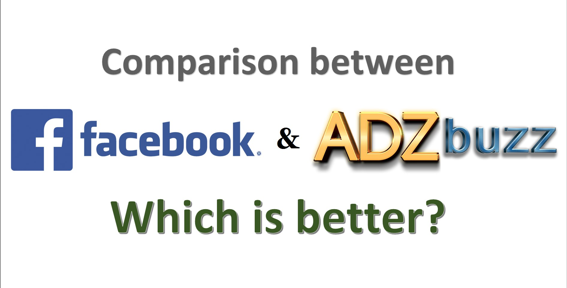 ADZbuzz vs Facebook
