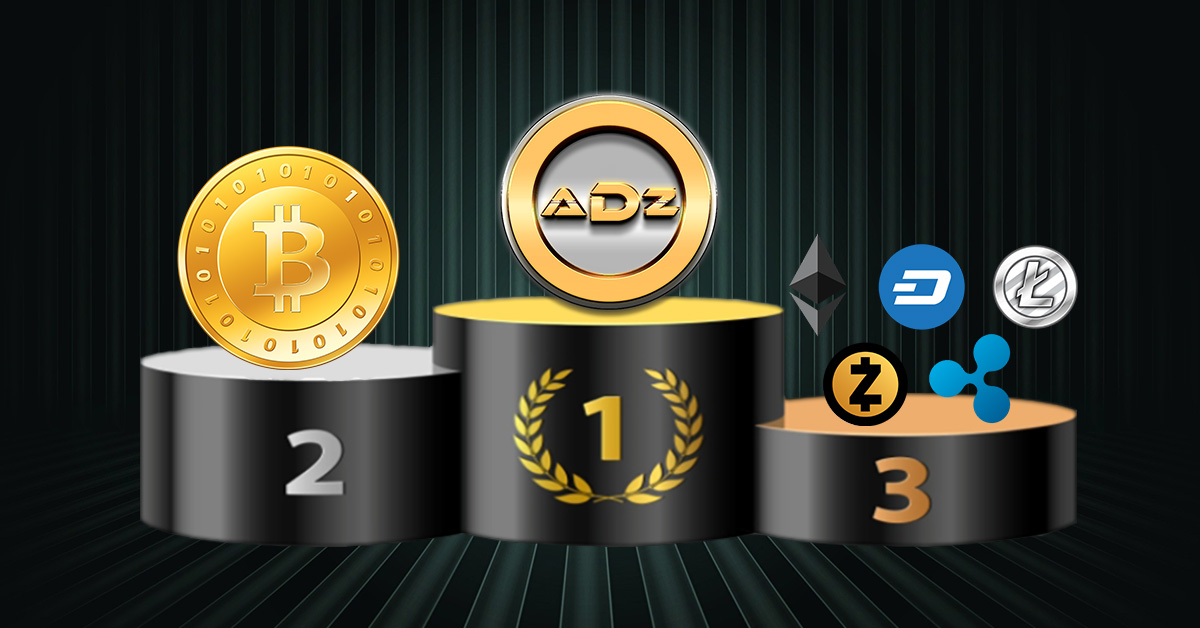 Why ADZcoin is superior to other cryptos including bitcoin