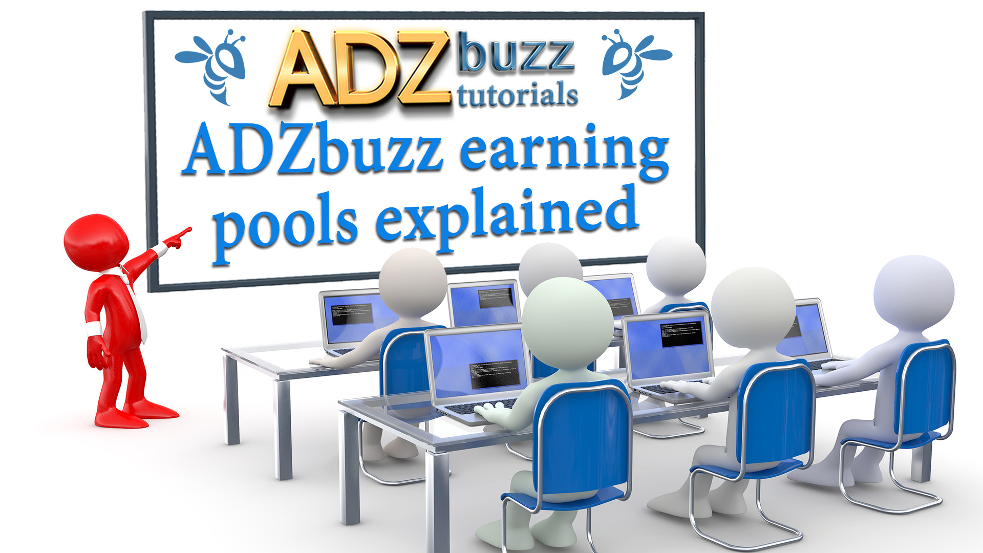 ADZ Tutorials – ADZbuzz earning pools explained