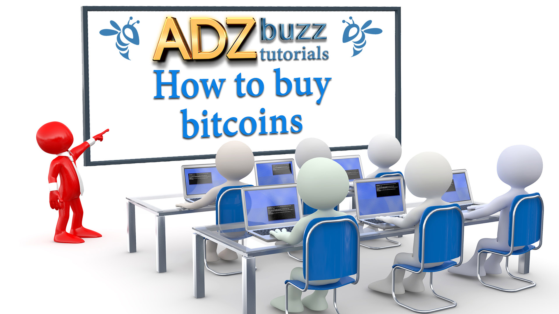 ADZ Tutorials – How to buy bitcoins