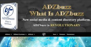 The template for new ADZbuzz site is ready :)