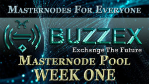 ADZ World's BZX Masternode Pool Report 1