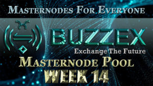 ADZ World's BZX Masternode Pool Week 14