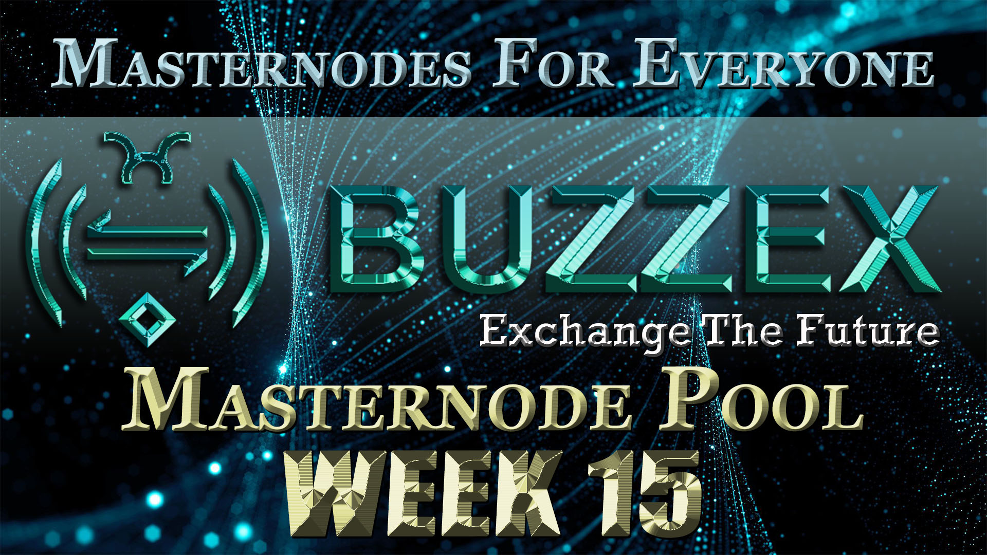 ADZ World's BZX Masternode Pool Week 15