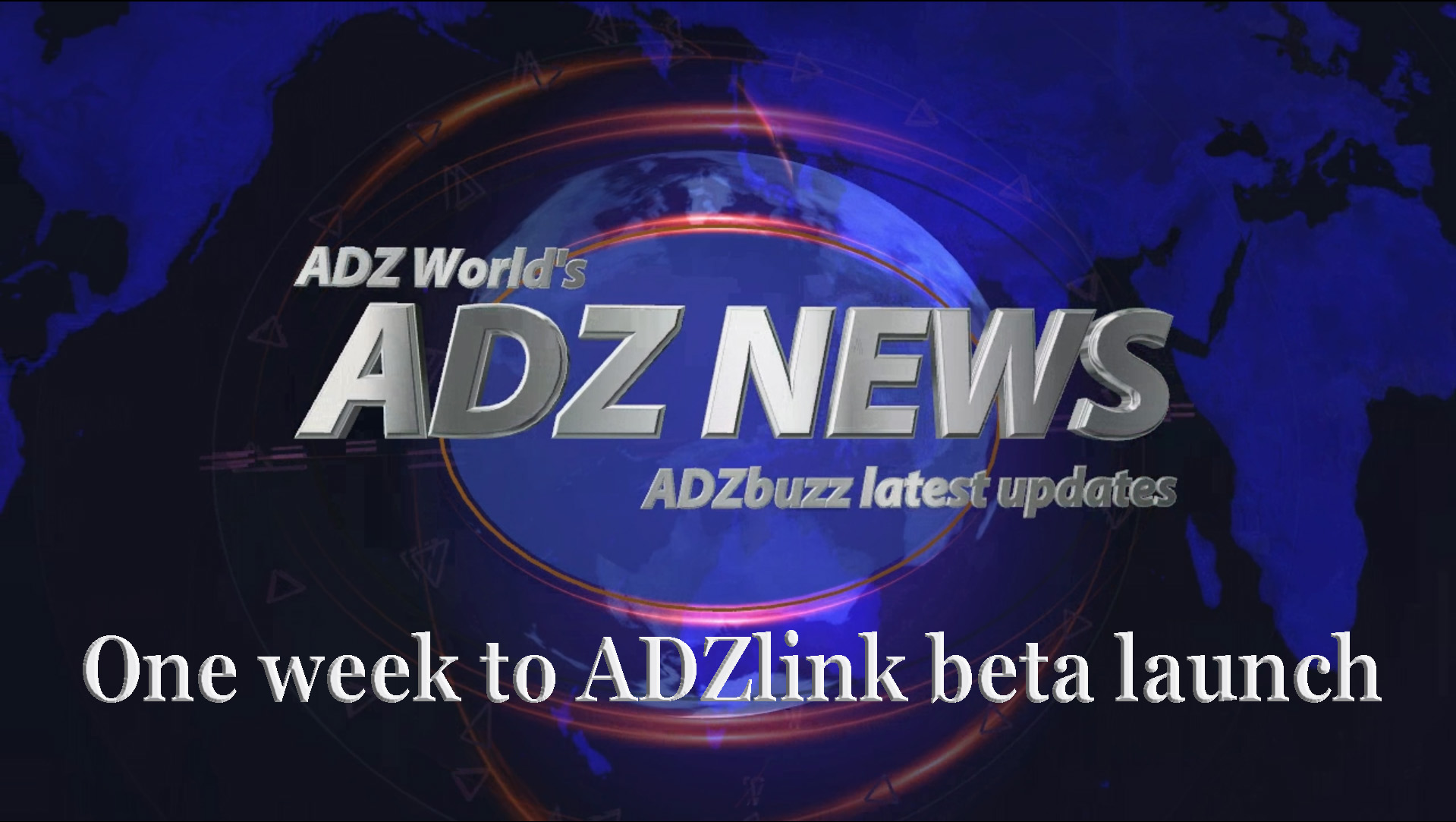 One week before ADZlink beta launch (VIDEO)