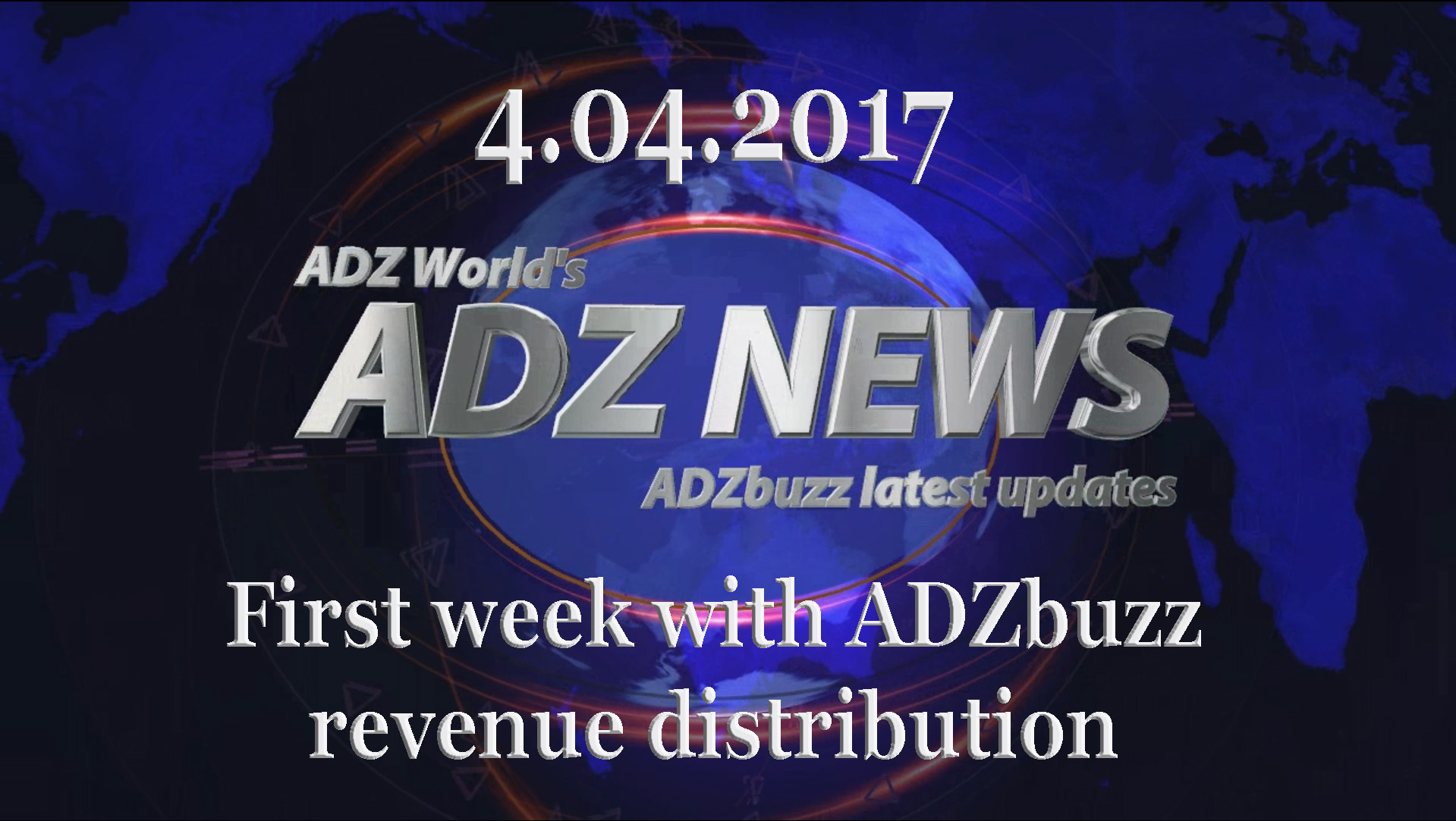 ADZ News – First week with revenue distribution