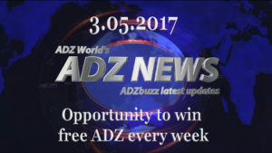ADZ News 3.05.2017 – News that we have been waiting for