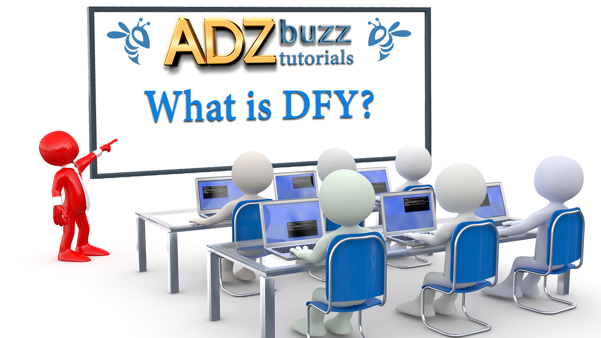 ADZ Tutorials – What is DFY