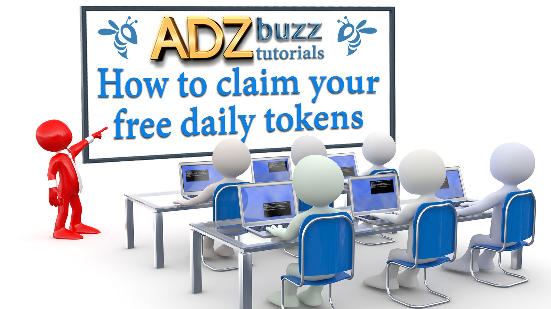 Tutorial – How To Claim Free ADZbuzz Community Tokens (ACT)