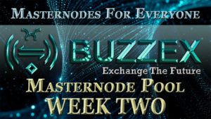 ADZ World's BZX Masternode Pool Week 2