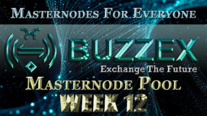 ADZ World's BZX Masternode Pool Week 12